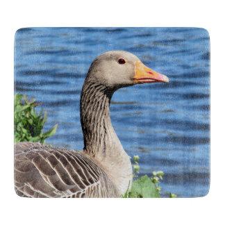 Greylag Goose Cutting Board