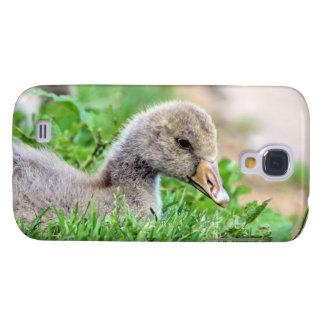 Greylag Goose Gosling Samsung Galaxy S4 Case