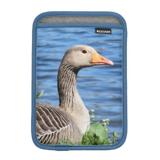 Greylag Goose iPad Mini Sleeve