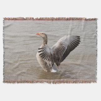 Greylag Goose Throw