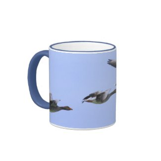 Greylag Quartette Mug mug