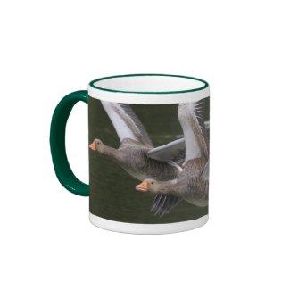 Greylag Race Mug mug
