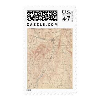 Greylock, Massachusetts Stamp