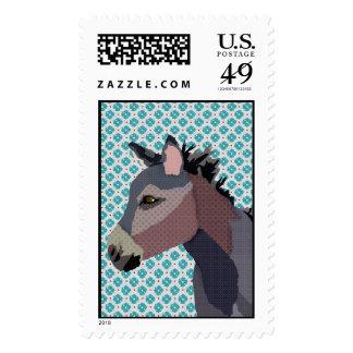 Grey's Donkey postage
