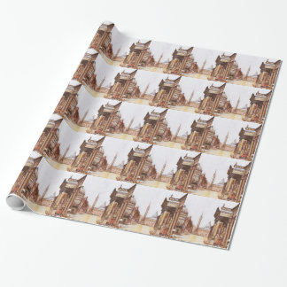 Greys Monument, Newcastle upon Tyne Wrapping Paper