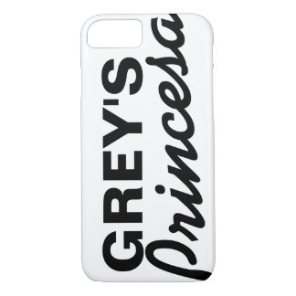 Grey's Official Princesa Phone Case