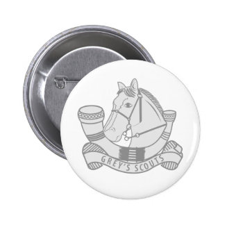 Greys Scouts Button