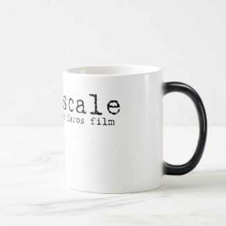 Greyscale Color Changing Coffee Mug