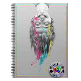 Greyscale- III Notebook