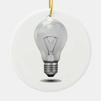 greyscale lightbulb graphic realistic.png ceramic ornament