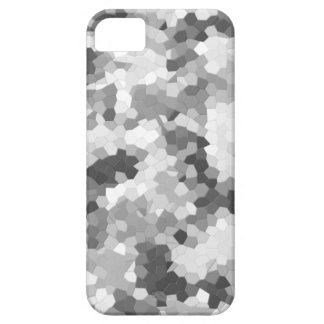 Greyscale Mosaic Style Phone Case iPhone 5/5S Cases
