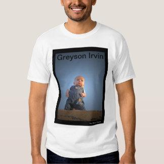 Greyson Irvin 2 Playeras