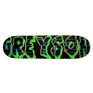 "greyson patineta 7 3/8"""