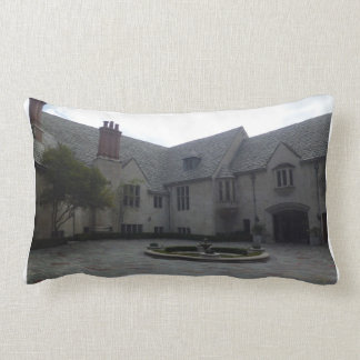 Greystone Mansion American MoJo Pillow