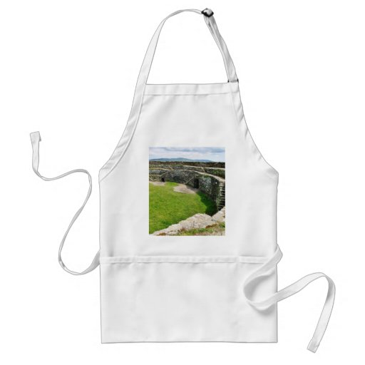 Griahan Of Aileach Stone Fort Apron
