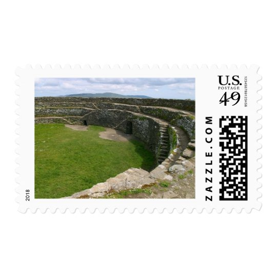 Griahan of Aileach stone fort Postage