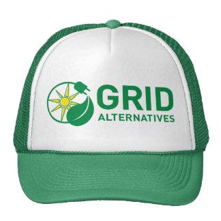 GRID Alternatives Baseball Cap Trucker Hat