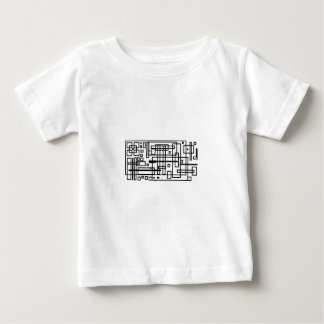 grid baby T-Shirt