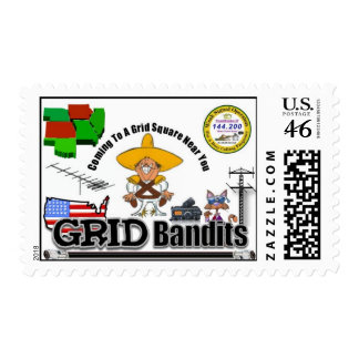 Grid Bandit Postage