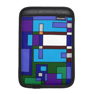 Grid Casual iPad Mini Sleeve