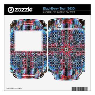 Grid Skins For BlackBerry Tour