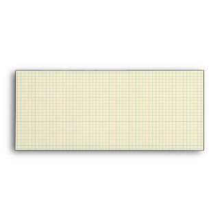Grid style design envelopes