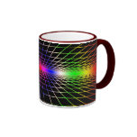 Grid To Eternity Mugs