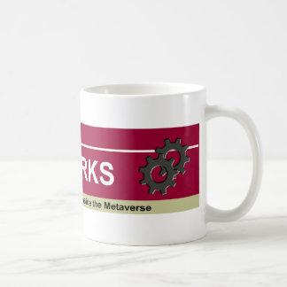 Grid Works Mug
