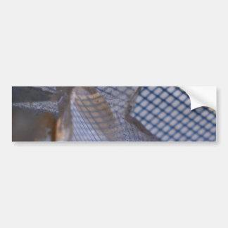 Gridflections Bumper Sticker