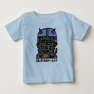 GridIron Football Baby T-Shirt