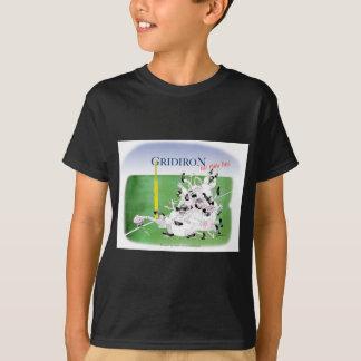 Gridiron hail mary pass, tony fernandes T-Shirt