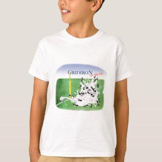 Gridiron -'hail mary pass', tony fernandes T-Shirt