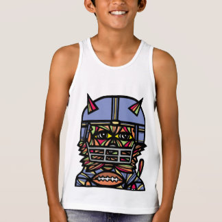 """GridIron Kat"" Boys' Tanktop"