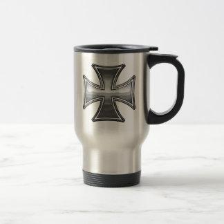 Gridiron maltés taza de café