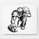 Gridiron Mouse Pad