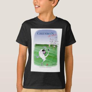 Gridiron  stay focused, tony fernandes T-Shirt