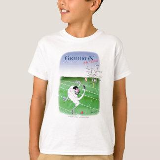 Gridiron - stay focused, tony fernandes T-Shirt