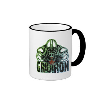 Gridiron Tazas De Café