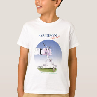 Gridiron -  touch down, tony fernandes T-Shirt