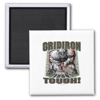 Gridiron Tough! Magnet