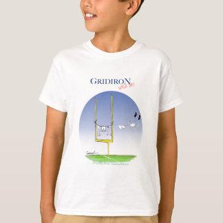Gridiron - wash day, tony fernandes T-Shirt