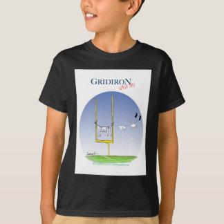 Gridiron wash day, tony fernandes T-Shirt