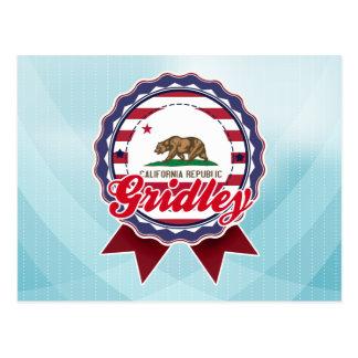 Gridley CA Postcards