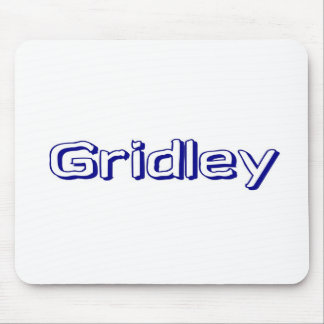 Gridley Mouse Pad