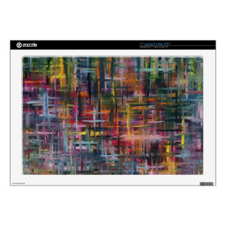 Gridlock Laptop Sleeve Laptop Skin