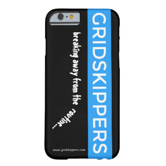 GRIDSKIPPER'S Men's Phone Case Barely There iPhone 6 Case