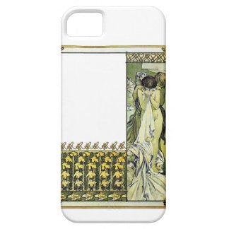 Grief and Mourning iPhone SE/5/5s Case