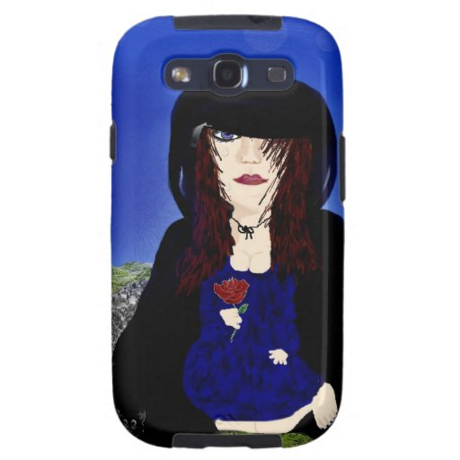 Grief Galaxy S3 Cover