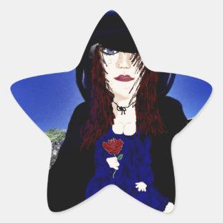 Grief Star Sticker