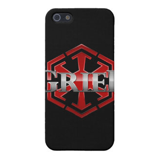 Grief SWTOR Guild Gear Case For iPhone SE/5/5s